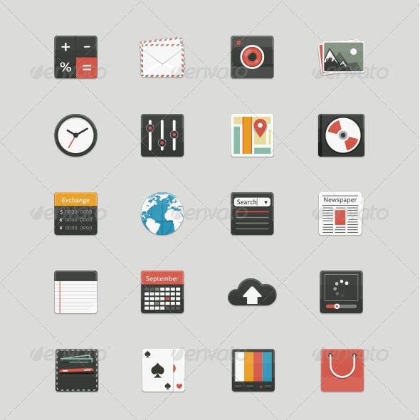 32 App Icons