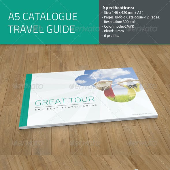 Travel Guide Catalog