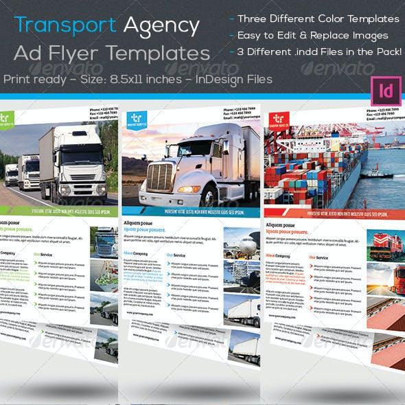 Transport Agency Corporate Flyer