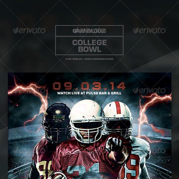Football Tournament Flyer/Poster