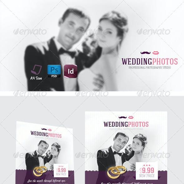 Wedding Flyer Templates