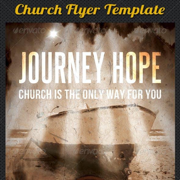 Church Flyer Template V01