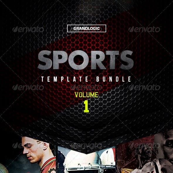 Sports Bundle Vol 1