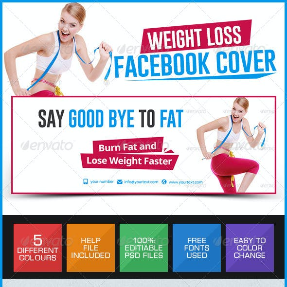 Weight Loss Facebook Covers