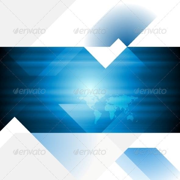 Hi-Tech Corporate Flyer Design