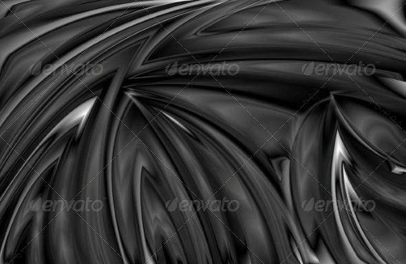 Unusual Dark Abstract Pattern Design