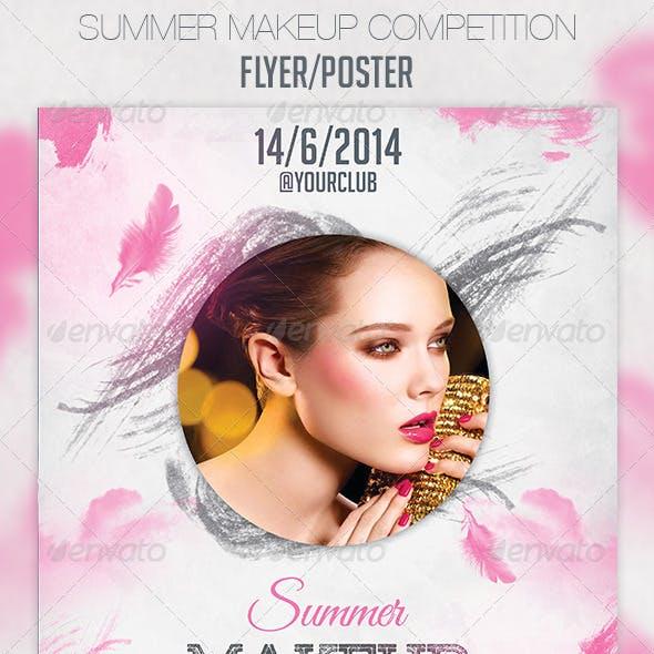 Makeup Flyer Graphics Designs