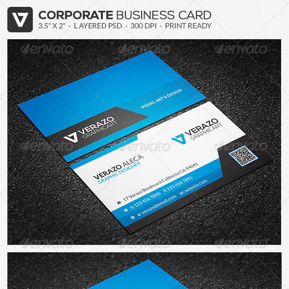 Stylish Business Card 39