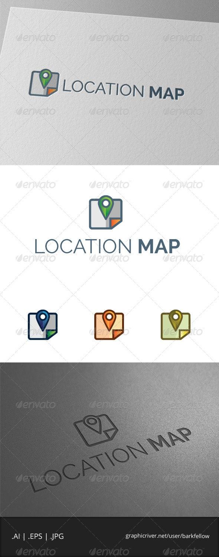 Location Map Logo