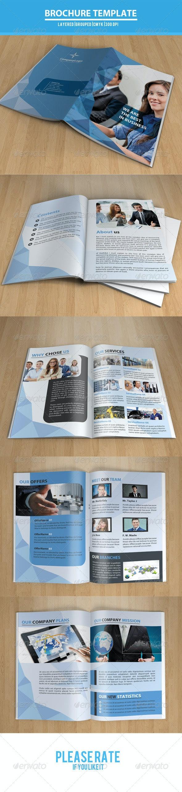 Bifold Business Brochure-V30 - Corporate Brochures