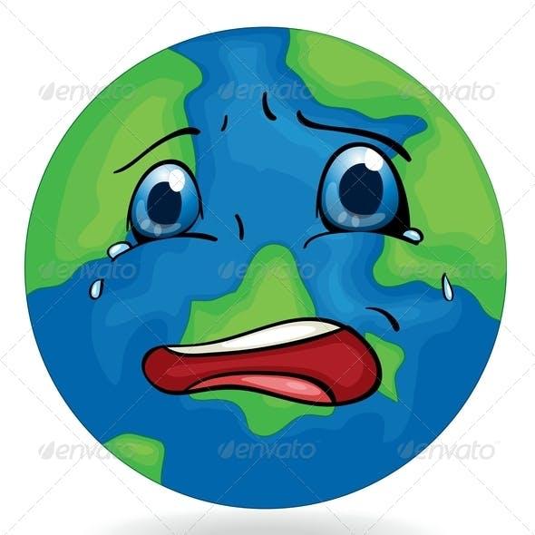 Sad Earth