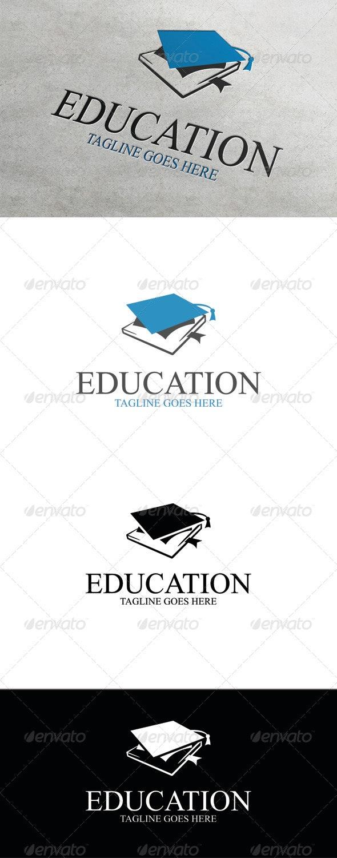 Education Logo Template - Logo Templates