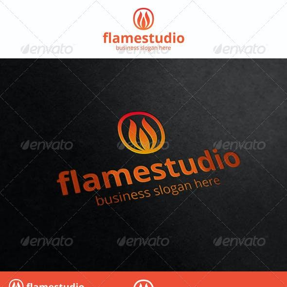Flame Studio Logo
