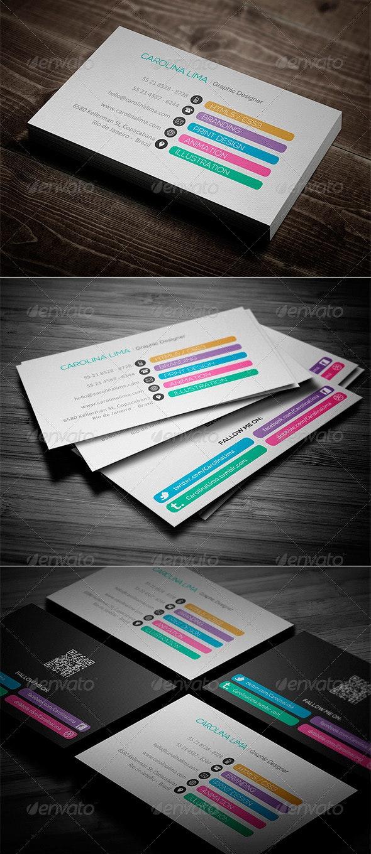 Creative Designer Business Card Vol. 05 - Creative Business Cards