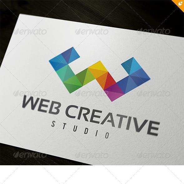 Web Creative Studio Logo