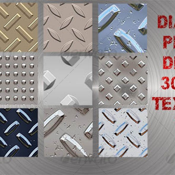 Diamond Platez Deluxe Texture Pack -TDD