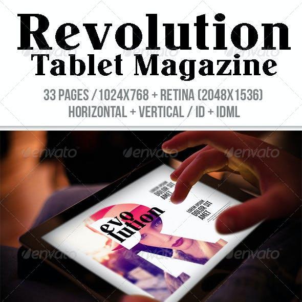 iPad & Tablet Revolution Magazine