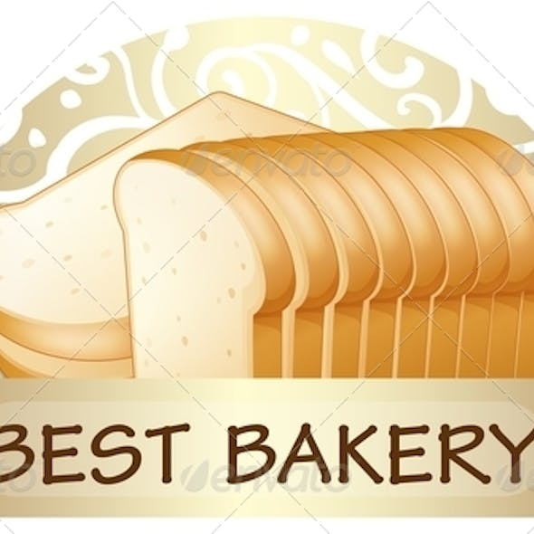 A Bread with a Best Bakery Label
