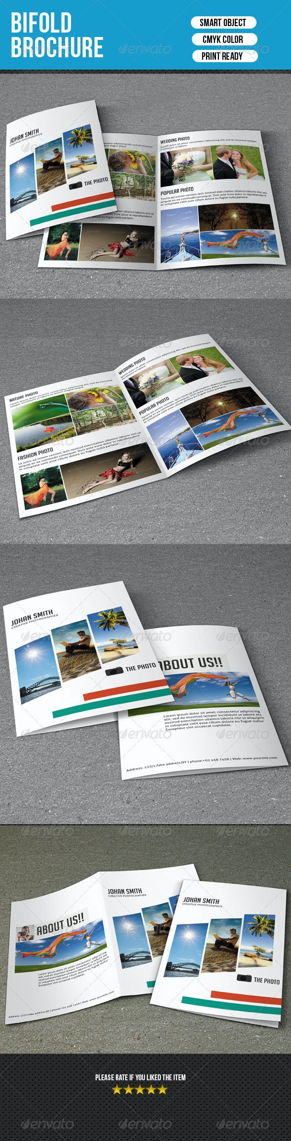 Photography Brochure-V33 - Corporate Brochures