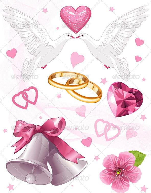 Wedding art - Weddings Seasons/Holidays