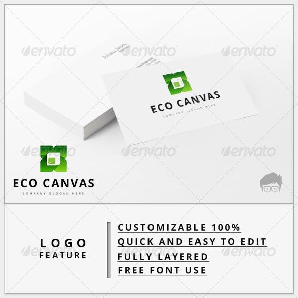 Eco Canvas Logo