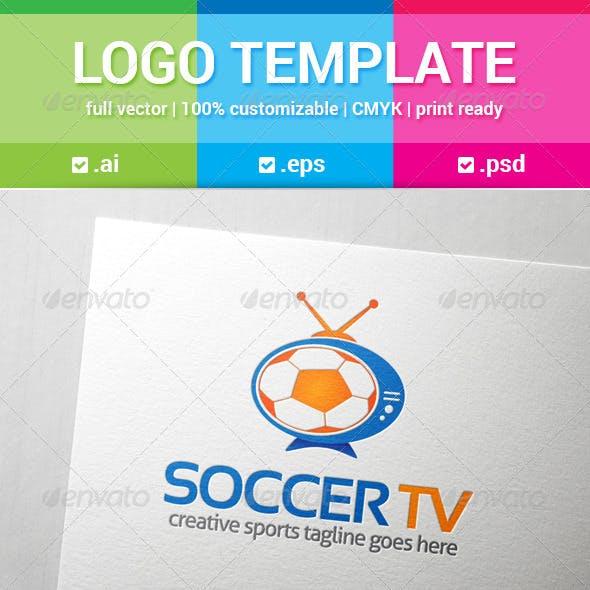 Soccer TV Logo