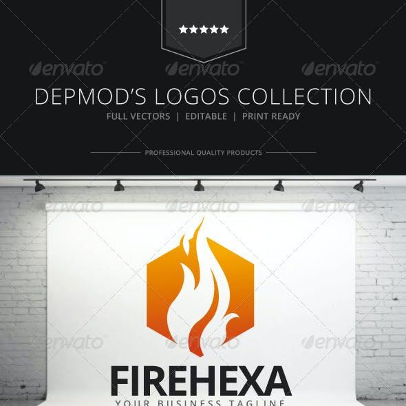 Fire Hexa Logo