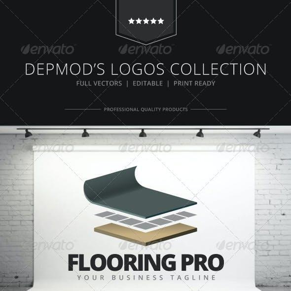 Flooring Pro Logo