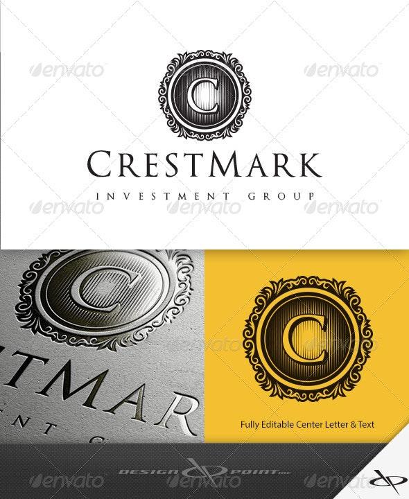 CrestMark Logo Template - Crests Logo Templates