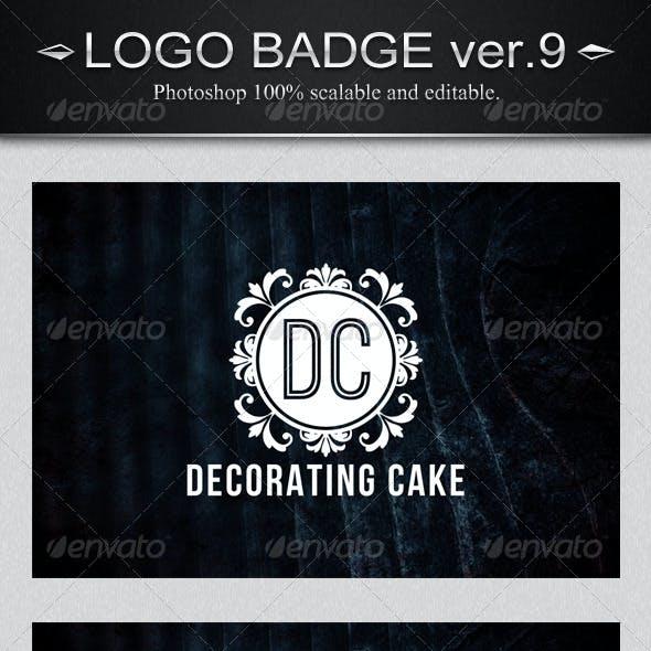10 Vintage Logo Ver.9 (Badges,Insignias & Crest)