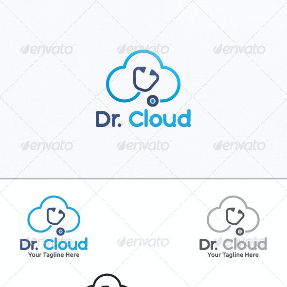 Doctor Cloud - Logo Template