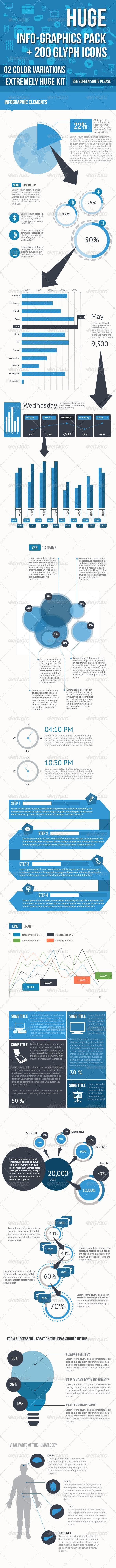 Infographics Big Pack - Infographics