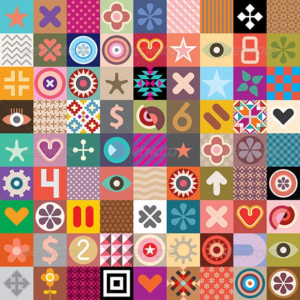 Abstract Symbols and Patterns