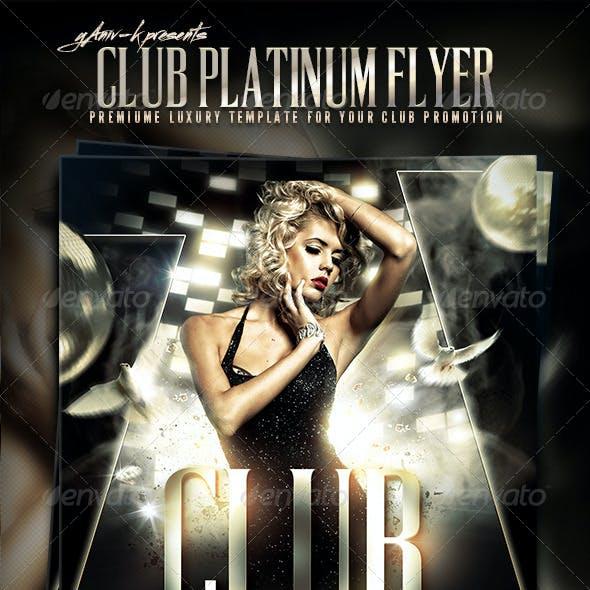Club Platinum Template