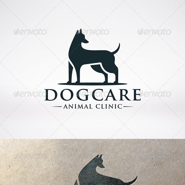 Dog Care Logo