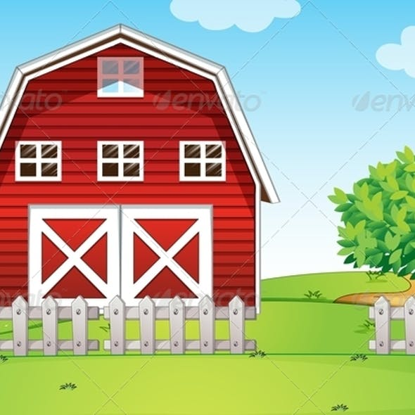 A Barnhouse at the Hilltop