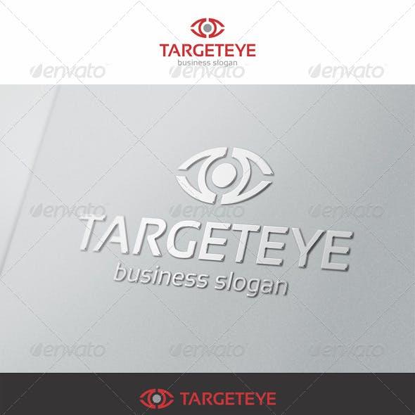 Target Eye Business Logo