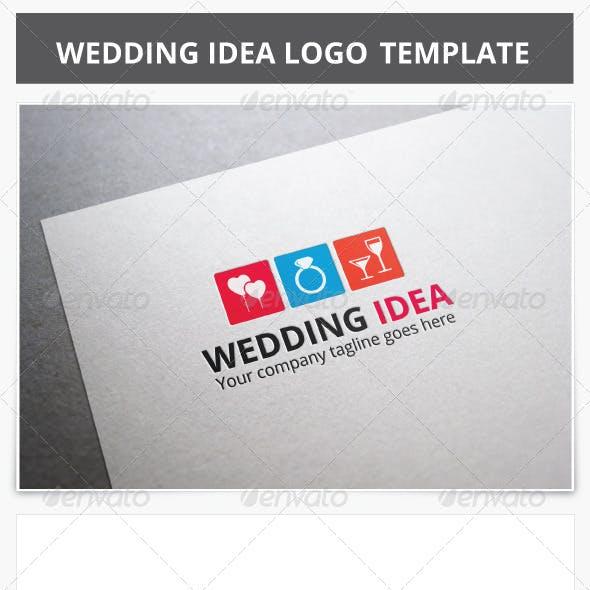 Wedding Idea Logo