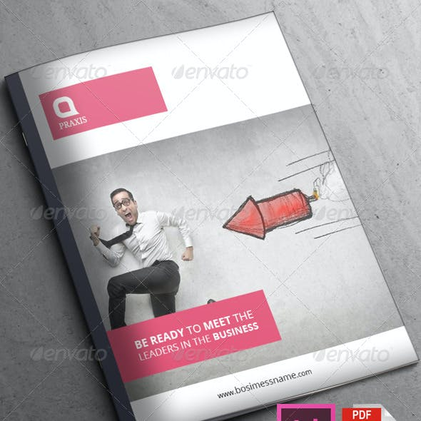 Corporate - Business Brochure 14 Pages