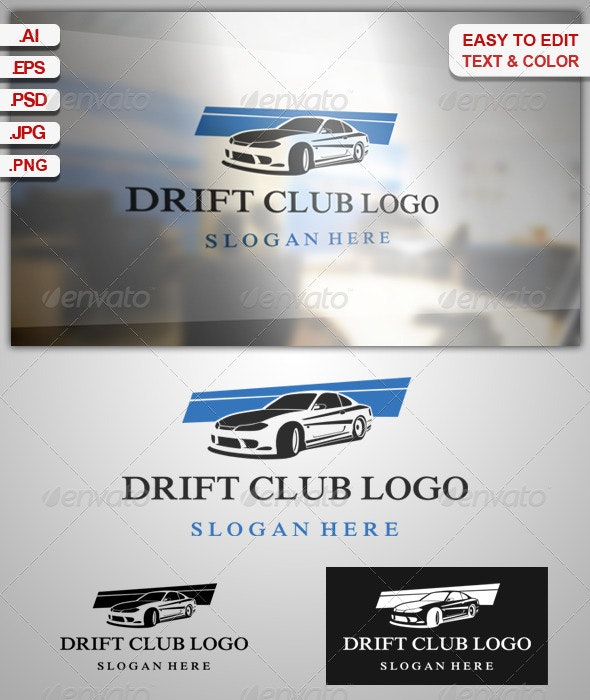 Drift Club logo