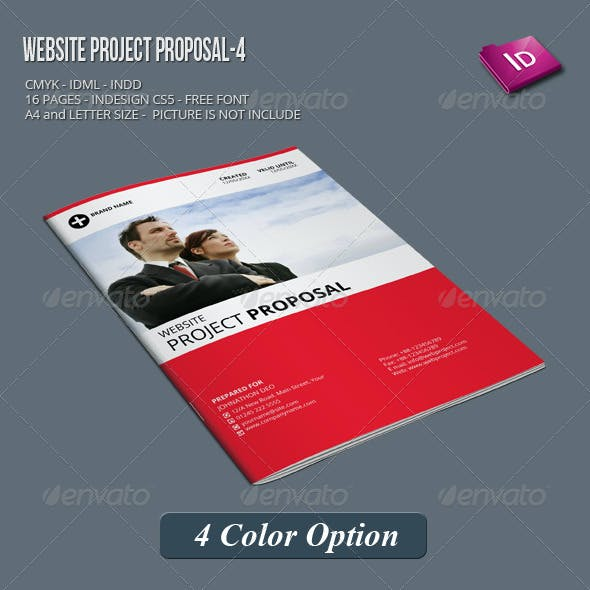 Website Project Proposal-4