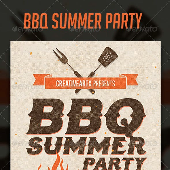 BBQ Summer Party
