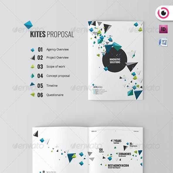 Kites | Unique Proposal Template