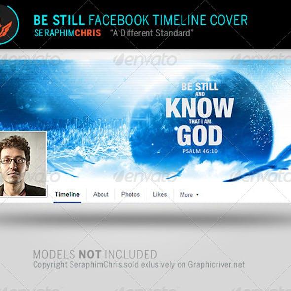 Be Still: Church Facebook Timeline Template