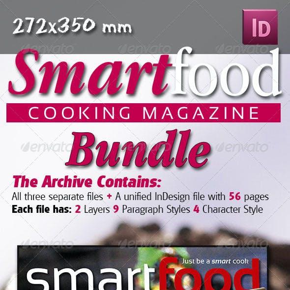Smart Food Cooking Magazine Bundle