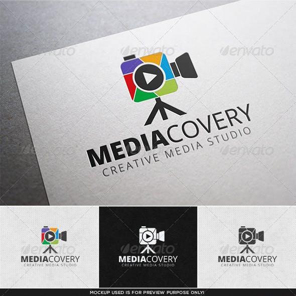 Mediacovery Logo Template