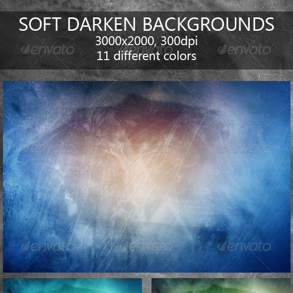 Soft Darken Backgrounds