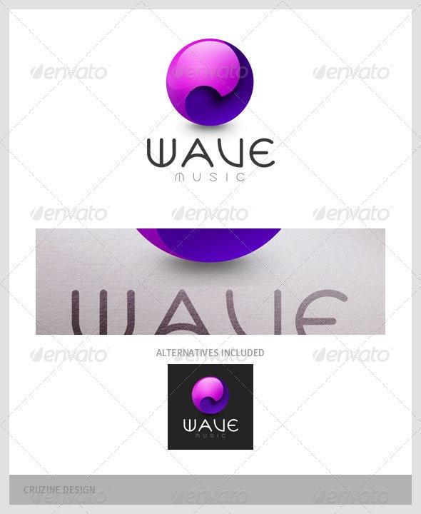 Music Logo - 003 - Abstract Logo Templates