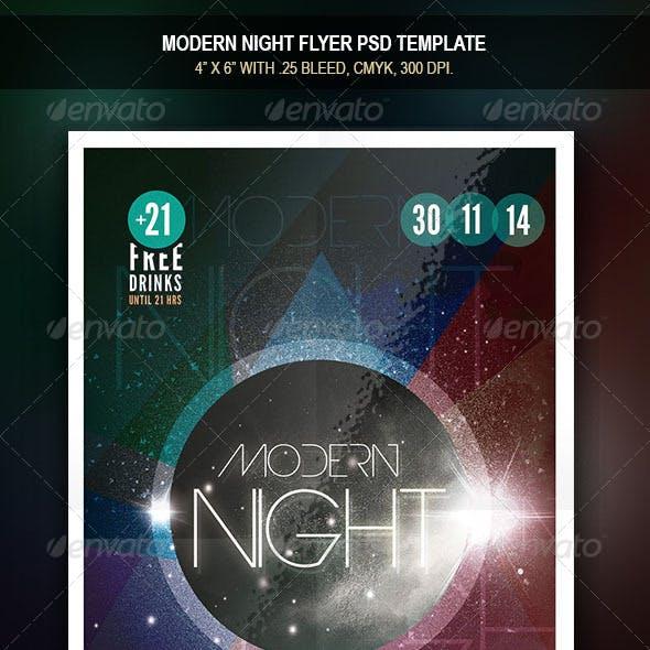 Modern night