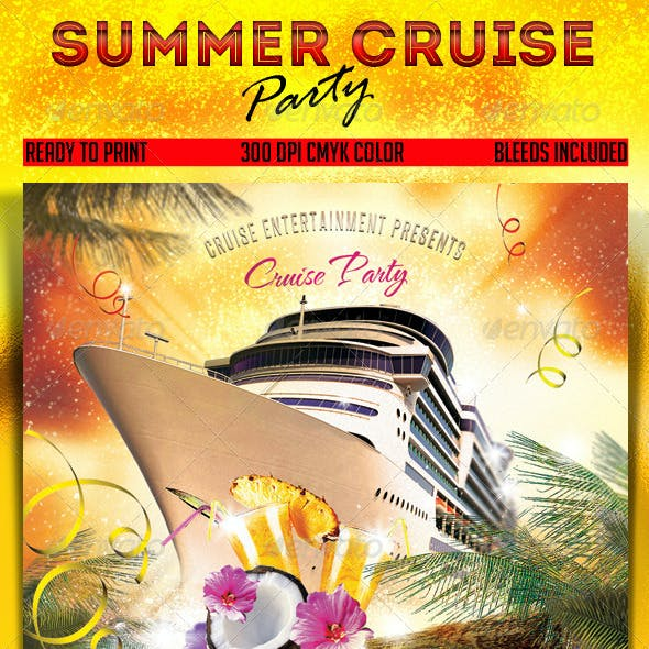 Summer Cruise Party